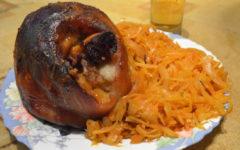 Свиная рулька запеченная в духовке: рецепт с фото пошагово