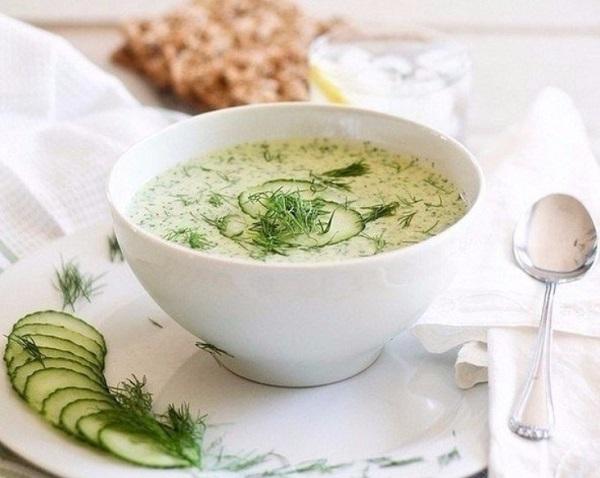 6 самых вкусных холодных супов