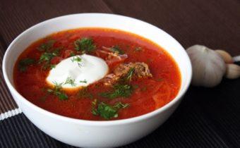 Борщ в мультиварке с мясом: пошаговый рецепт с фото