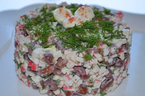 9 вкуснейших салатов на каждый