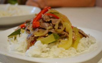 Куриные желудки: рецепт приготовления с овощами по-китайски