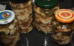 Маринованные маслята: самый вкусный рецепт на зиму