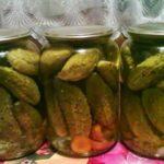 Огурцы на зиму с горчицей в зернах: пошаговый рецепт с фото