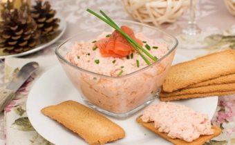 Как приготовить паштет из лосося с морковью и луком в сливках - пошаговый рецепт с фото