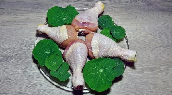 Куриные голени в духовке с корочкой рецепт с фото