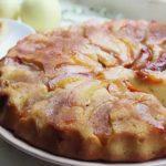 Постный пирог с яблоками в духовке: рецепт без яиц с медом
