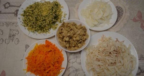 7 интересных салатов на Новый год 2021 Быка на праздничный стол