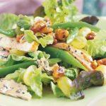 Салаты с куриным филе на праздничный стол: простые рецепты
