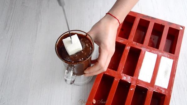 Творожный сырок в домашних условиях из творога с шоколадом