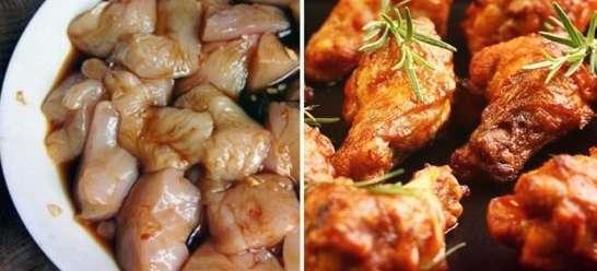 Курица в соевом соусе с медом