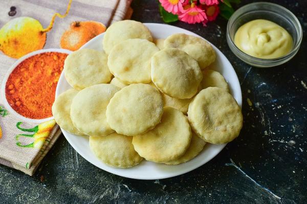 Коржики по белорусски в духовке: рецепт с фото пошагово